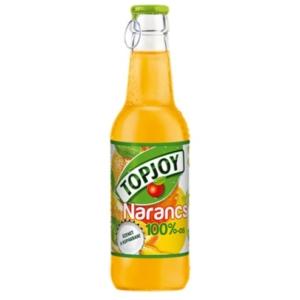 Top Joy 250Ml 100%-Os Narancs