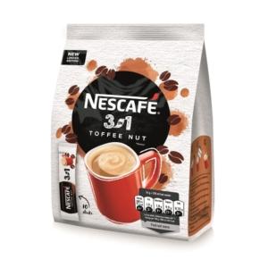 Nescafé Classic 3IN1 160G Toffee Nut