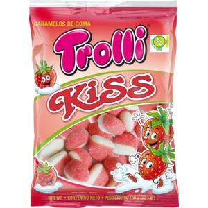 Trolli 100G Kiss