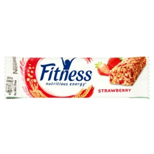 Nestlé Fitness Szelet 23.5G Eper