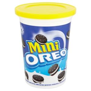 Oreo mini kakaós keksz 115g pohárban