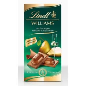 Lindt 100G Williams-Christ-Birnen   /LNTL3018/