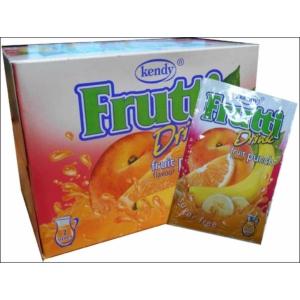 Kendy Frutti Drink Italpor Puncs 8.5G
