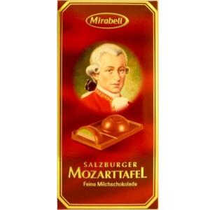 Mozart 100G Táblás 91079