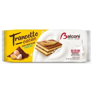 Balconi Trancetto kakaókrémmel töltött piskóta 280G