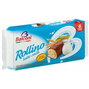 Balconi Rollino Latte 222g (6*37g) Tej-Tejkrémes
