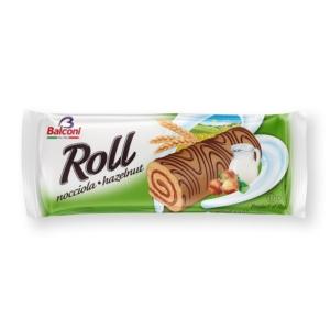 Balconi Roll Nocciola 250g Mogyorós