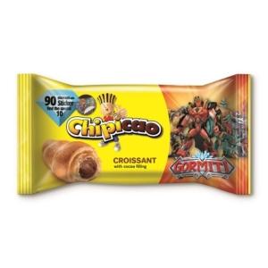 Chipicao kakaós töltelékkel töltött croissant 60 g