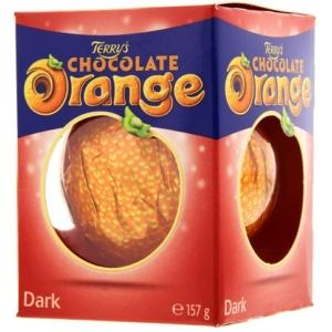 Terry's Chocolate Orange 157G Ét