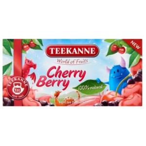 Teekanne Tea 45g Cherry Berry