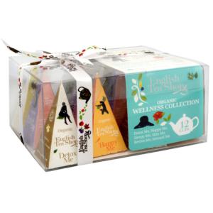 ETS 12 Wellnes Collection 24G (Wellnes Tea Válogatás) (English Tea Shop) /48718/