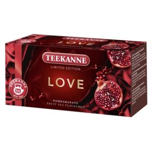 Teekanne Tea 50g Love Gránátalma és Őszibarack