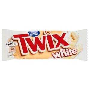 Twix Szelet 46G Fehércsoki
