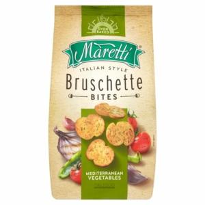 Maretti Bruschette 70G Mixed Vegetables /Vegyes Zöldség/