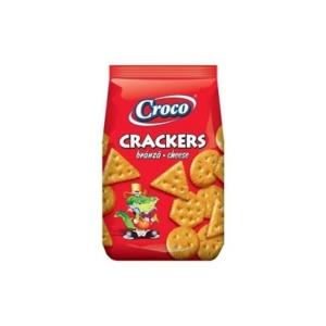 Croco Crackers 100G Sajtos