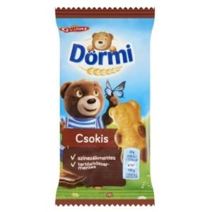 Győri Édes Kismackó 30G Csokis Piskóta (Dörmi)