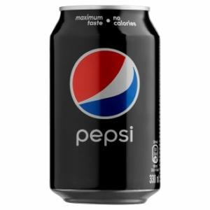 Pepsi Max 0.33L