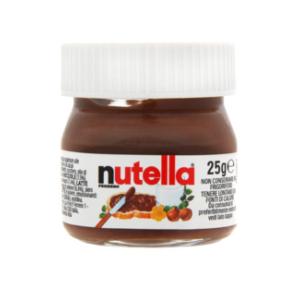 Nutella Mogyorókrém 25G  /91869/