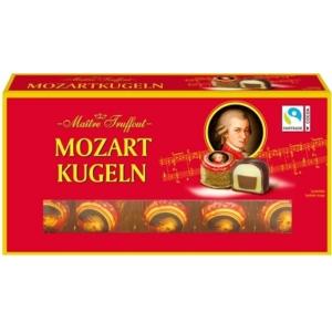 Maitre T. 200G Mozartkugeln 10Db /92198/
