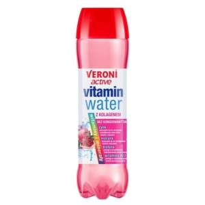 Veroni Active 700ML Vitamin Water Kollagénnel