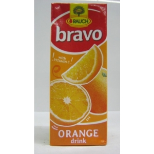 Rauch Bravo 0.2L Narancs 12%