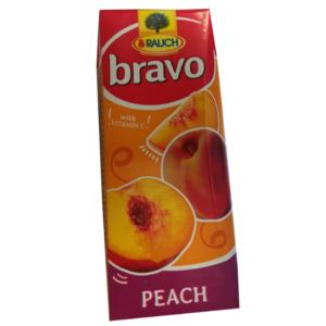 Rauch Bravo 0.2L Őszibarack 25%
