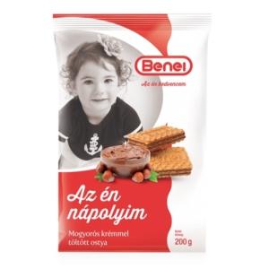 Benei Nápolyi Mogyorós 200G Zacskós