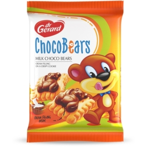 Dr. Gerard 175G Choco Bears (Kremisie)