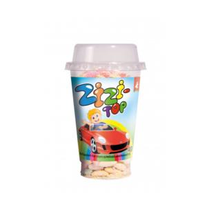 Zizi-Top Vegyes Gyümölcs Ízű Cukorka 40G