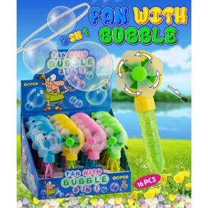 Dulce Vida Fan With Bubble 2In1 3G (792)