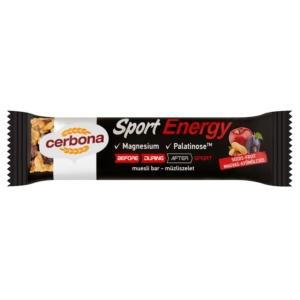 Cerbona Sport Energy Magvas Gyümölcs 35G