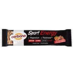 Cerbona Sport Energy Csoki-Mandula 35G