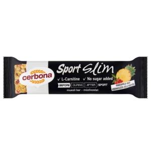 Cerbona Sport Slim Ananász-Goji 35G