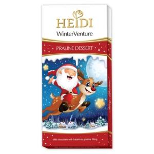 Heidi 100G Winterventure Dessert Karácsony Télapós 414154