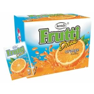 Kendy Frutti Drink Italpor 8.5G Narancs Orange