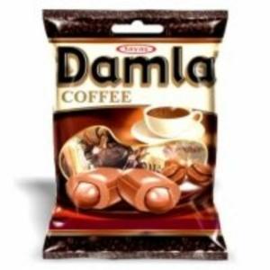 DAMLA Kávé ízű töltelékkel töltött puha karamella 90G