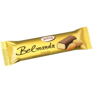 Zentis Belmanda tejcsokoládéba mártott marcipán szelet  60g