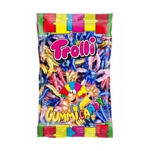 Trolli 1Kg Gummi Candy Octopus Zacskós