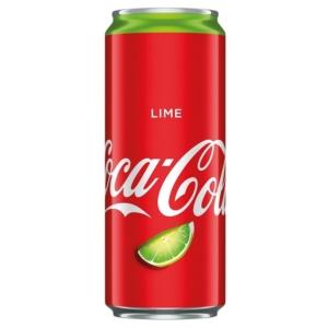 Coca Cola 0.33L Lime