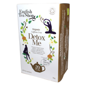 ETS 20 Wellness Detox Me Bio Tea  30G
