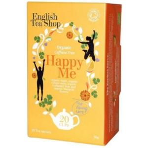 ETS 20 Wellness Happy Me Bio Tea 30G (English Tea Shop)     43935