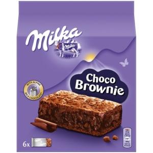 Milka Keksz 150G Choco Brownie Sütemény