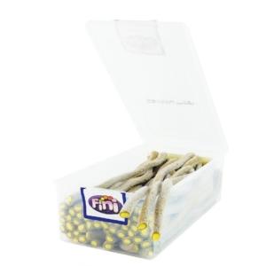 Fini Maxi Fizzy cola ízű savanyú gumicukor rudak 1.5KG