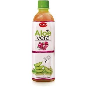 Aleo Aloe Vera 30% 500Ml Gránátalma