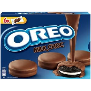 Oreo krémes tejcsokoládéba mártott keksz 246 g