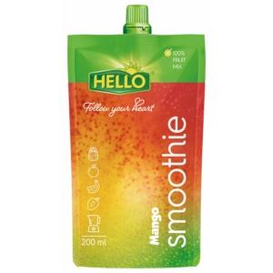 Hello 200Ml Smoothie Mango