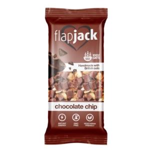 Flapjack csokidarabos zabszelet 100 g