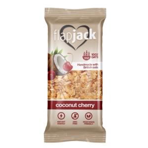 Flapjack kókuszos-cseresznyés zabszelet 100 g