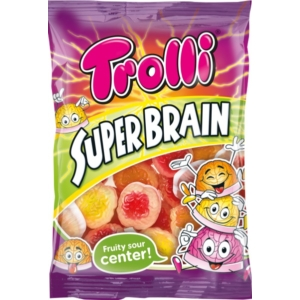 Trolli 100g Super Brain