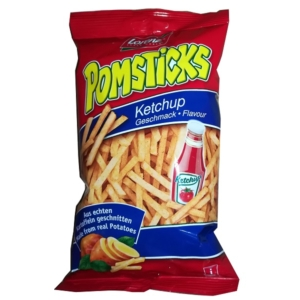 Lorenz Pomsticks 100G Ketchup  LZPO0006